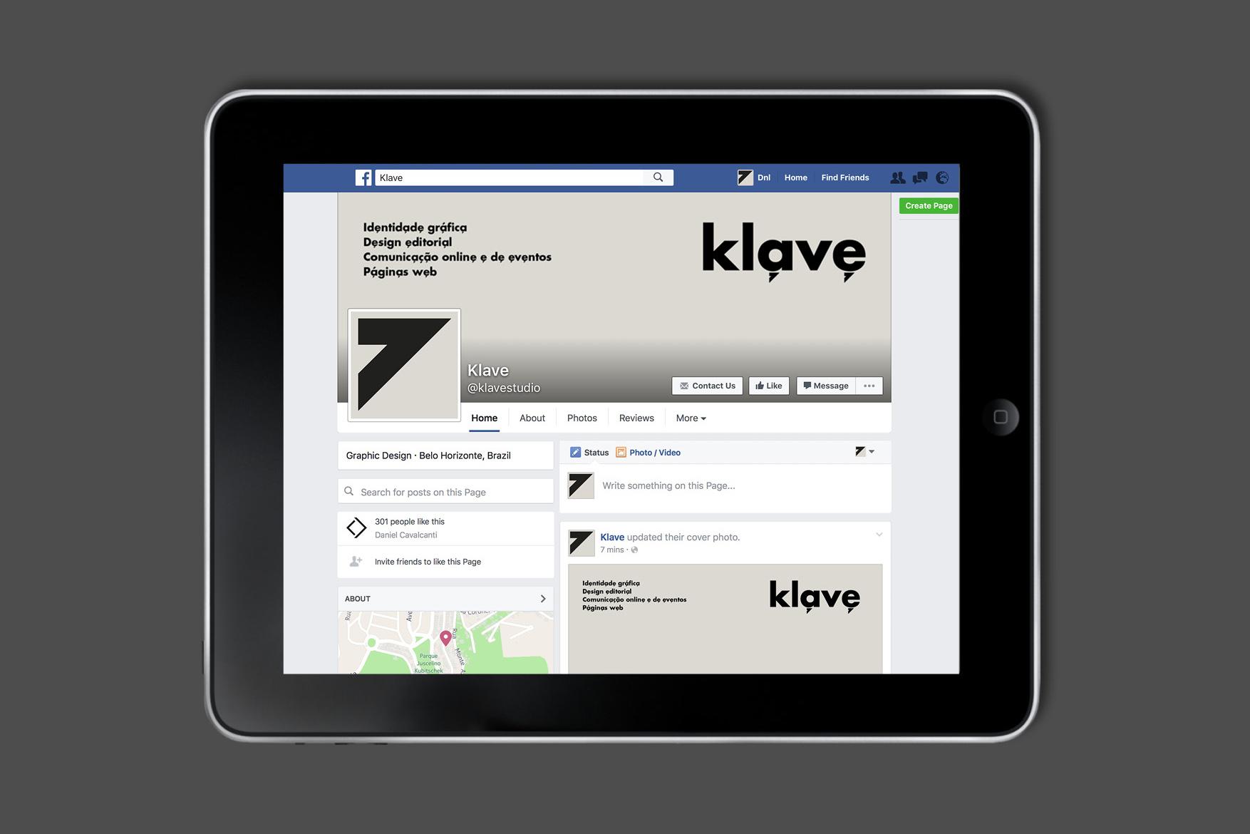 Klave-Facebook-Daniel-Cavalcanti